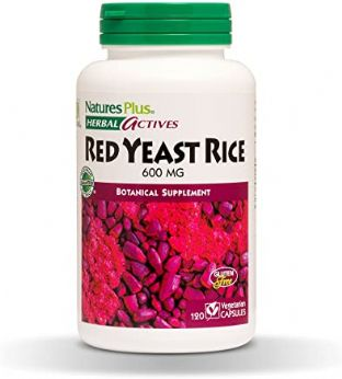 Natures Plus Red Yeast Rice One a Day 60Caps